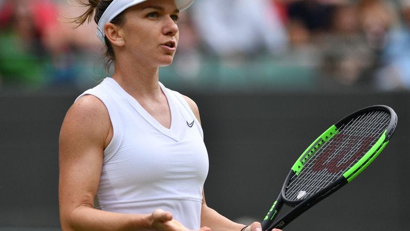 Wimbledon: Simona Halep
