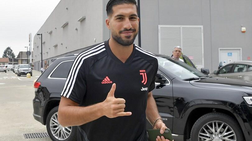 """Juve, Emre Can: """"Qui sto bene ma nel calcio può succedere di tutto"""""""