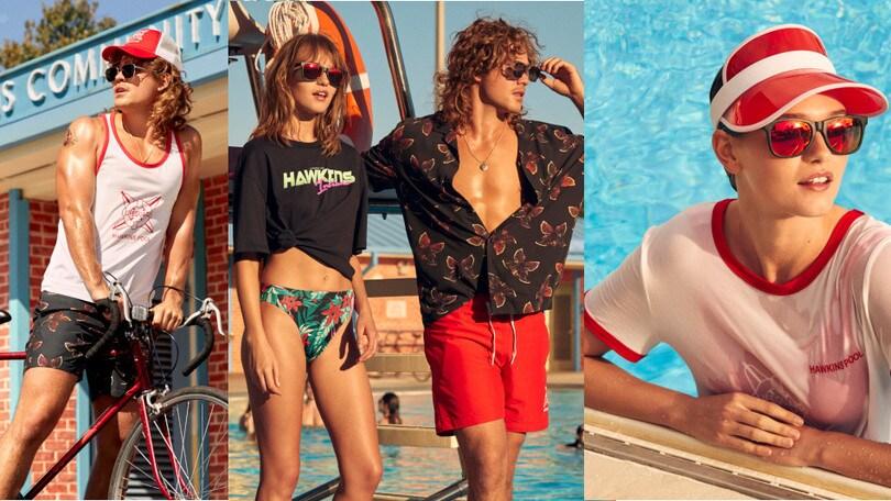 Stranger Things 3 e le Capsule Collection di moda in pieno stile 1985