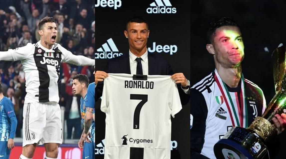 <p>Sono passati 365 giorni da quando il fuoriclasseportoghese è diventato un calciatore bianconero. Quante emozioni ha regalato CR7 ai suoi tifosi</p>
