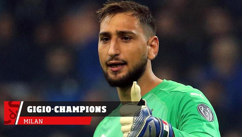 Milan, Donnarumma vuole tornare in Champions