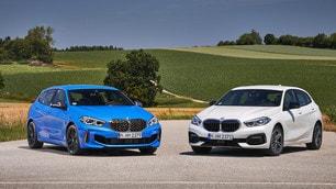 BMW Serie 1: tutti gli scatti