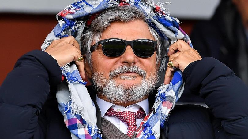 Sampdoria, Ferrero di nuovo assediato al ristorante dai tifosi