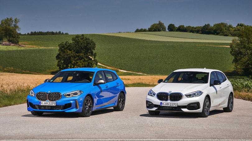 Nuova BMW Serie 1, si passa alla trazione anteriore