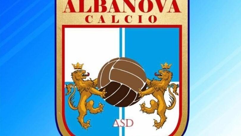 Albanova, ha firmato l'ex Nola Vaccaro