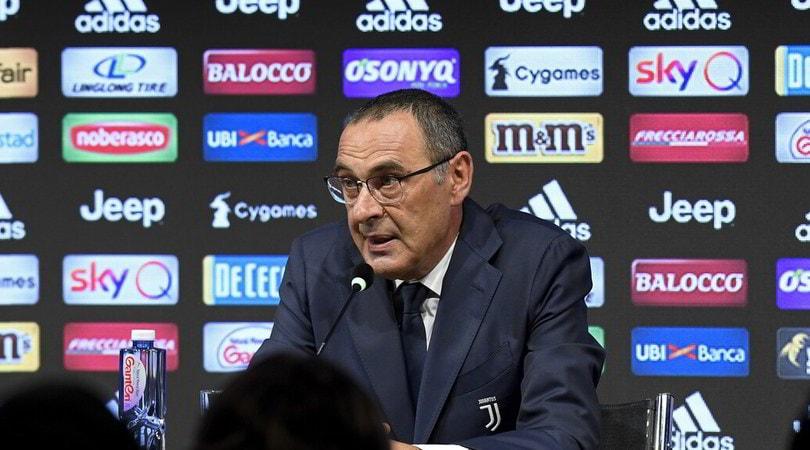 Juve, lo staff di Sarri: c'è l'ex Milan Tognaccini