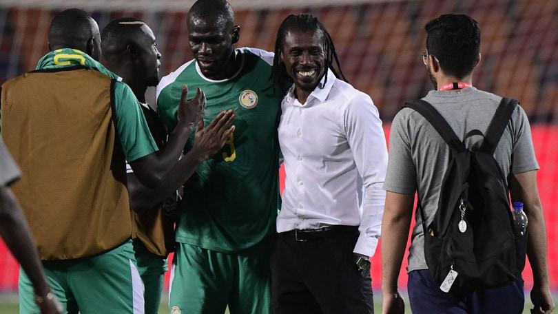 Calendario Coppa Dafrica.Coppa D Africa Il Senegal Di Koulibaly E In Semifinale