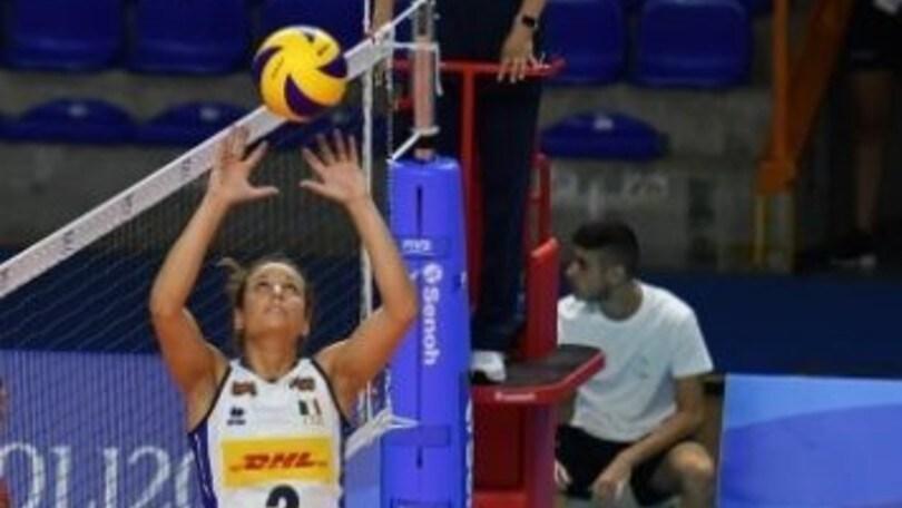 Universiadi: l'Italia femminile conquista la finale