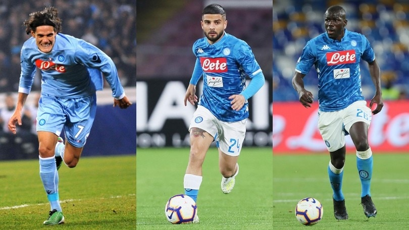 Napoli, da Lavezzi a Fabian Ruiz: 12 stagioni di grandi colpi