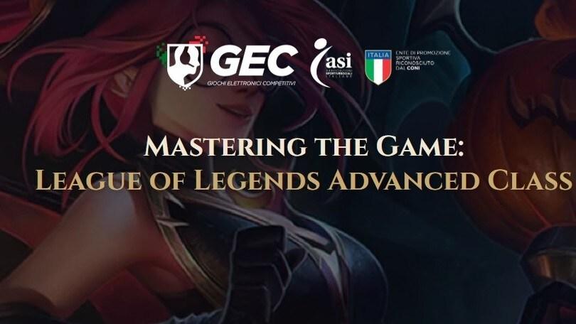 Mastering The Game: arriva il corso per coach di League of Legends