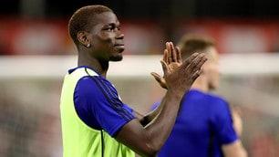 Pogba, applausi in allenamento. Lukaku non c'è