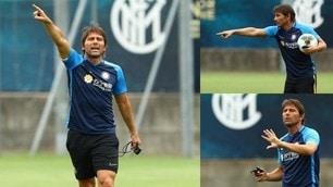 Conte mette tutti in riga: all'Inter non si scherza