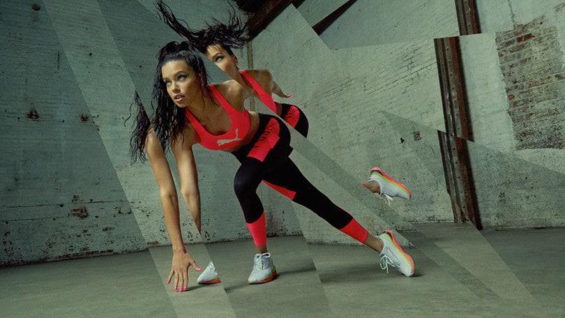 Ambassador di Puma Adriana Lima dichiara: «Sono più di una modella»