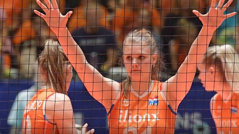 Annick Meijers, talento olandese per Chieri