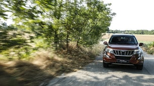 Mahindra XUV 500: tutte le immagini del restyling