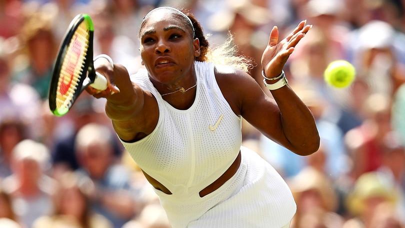 Wimbledon: Williams avanti, trionfo contro la Halep a 1,50
