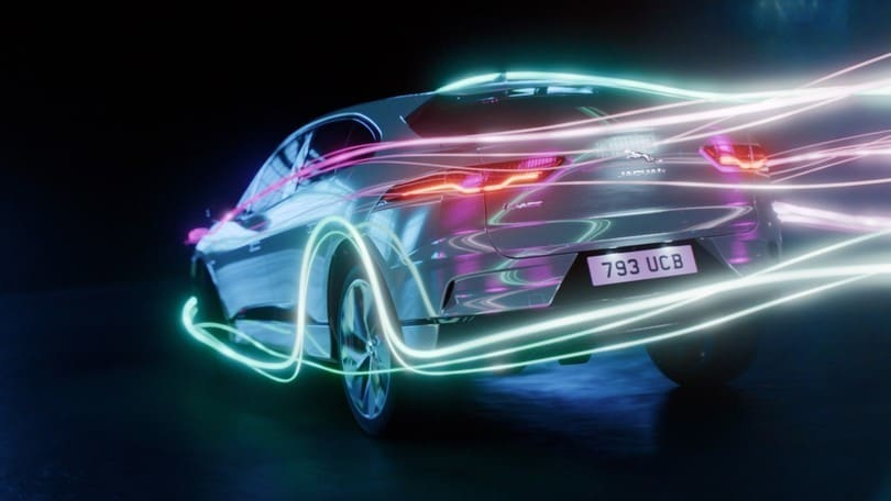 Jaguar XJ presto elettrica