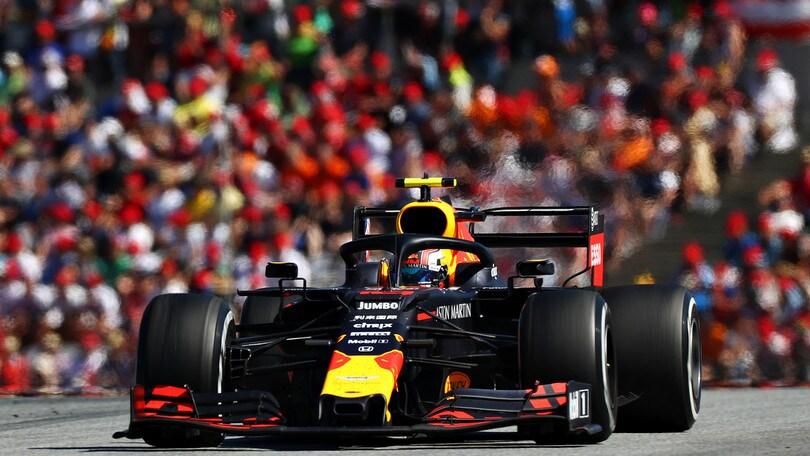 Silverstone: prime libere a Gasly, Ferrari dietro