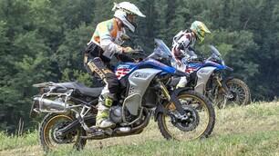 BMW Motorrad GS Trophy 2020, le selezioni - FOTO