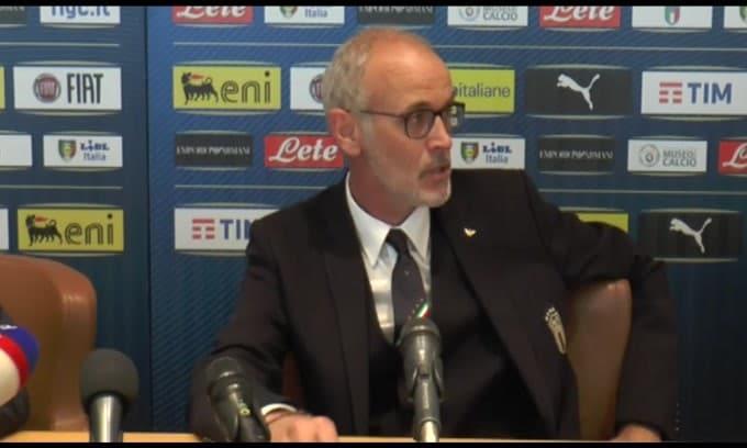 """Nicolato: """"Prepareremo i giovani per la Nazionale maggiore"""""""