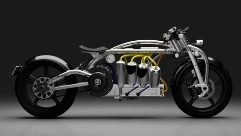 Curtiss Motorcycle, nel 2020 uscirà la Zeus Radial V8