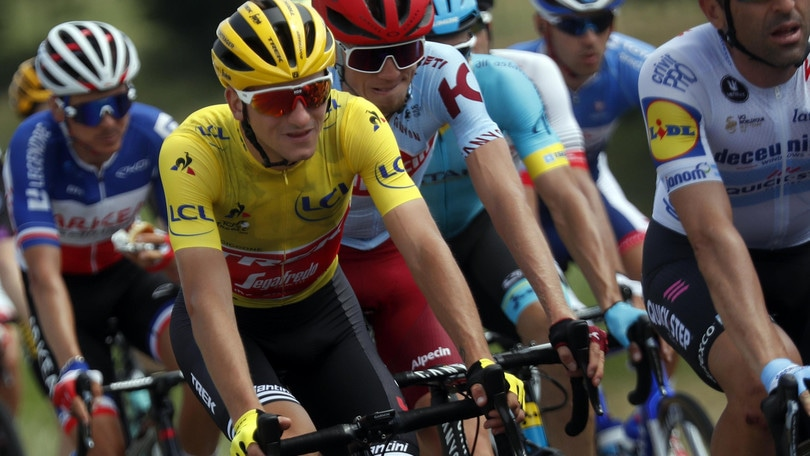 Tour de France, tappa a Groenewegen: Ciccone resta maglia gialla
