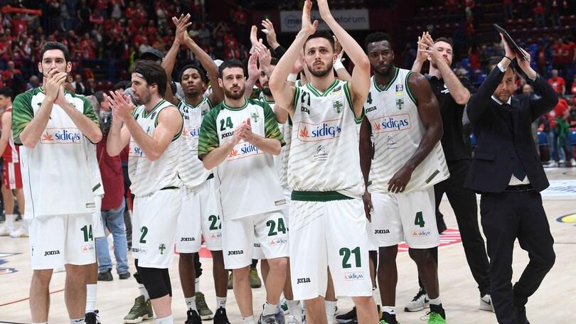 Sidigas Avellino esclusa dalla serie A, ammesse 17 squadre