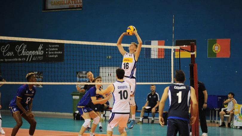 Torneo Wevza: l'Italia approda in semifinale