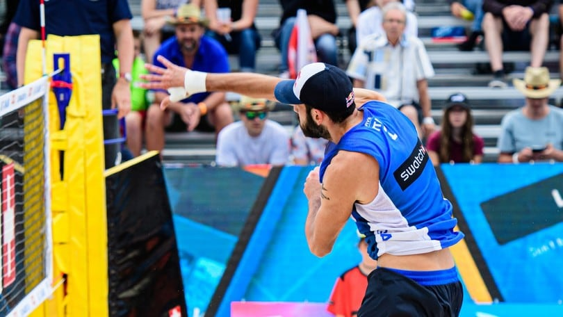 A Gstaad Lupo-Nicolai in semifinale