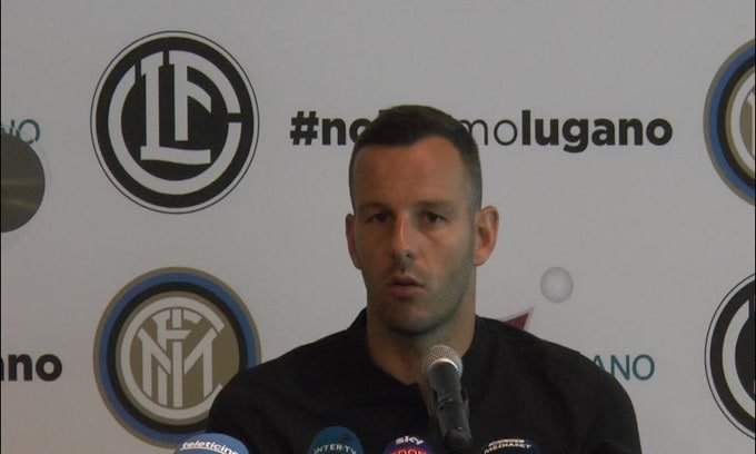 """Handanovic: """"Con Icardi la società è stata chiara"""""""