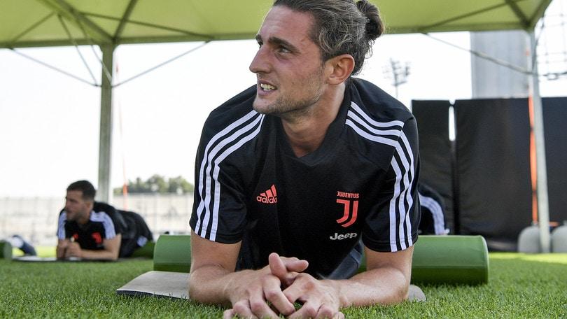 """Rabiot: """"Prima di venire alla Juve ho chiesto un consiglio a Buffon"""""""