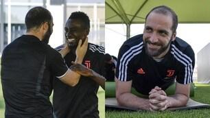 Felicità Higuain: non vuole mollare la Juve