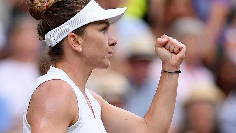 Simona Halep vince Wimbledon, battuta Serena Williams
