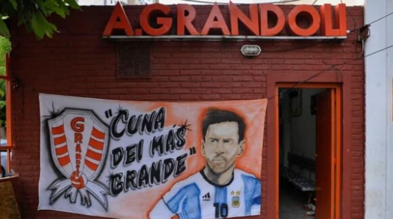 Rosario Sur, dove Messi era ancora Lio