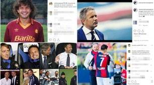 Mihajlovic, la solidarietà del mondo del calcio: i messaggi sui social