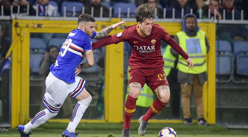 Zaniolo, ciao Roma. Il Tottenham preme ma la Juve...