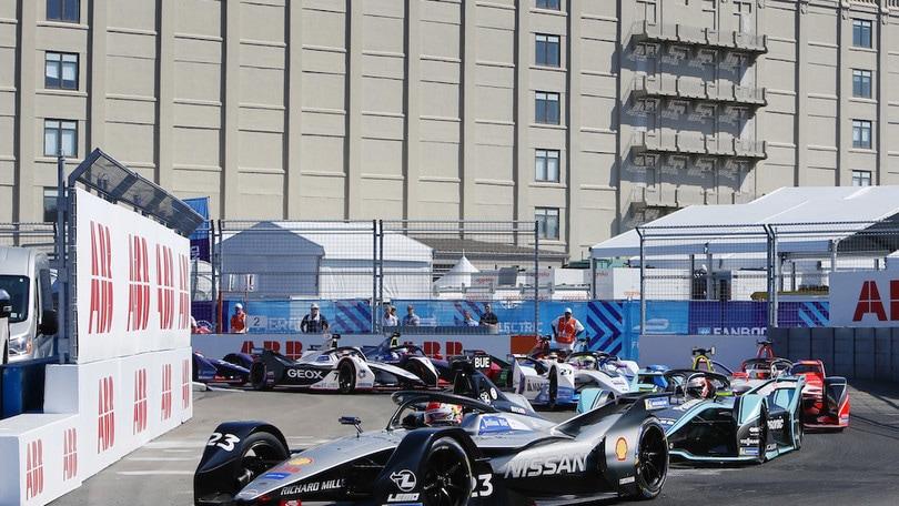 ePrix New York: vince Buemi