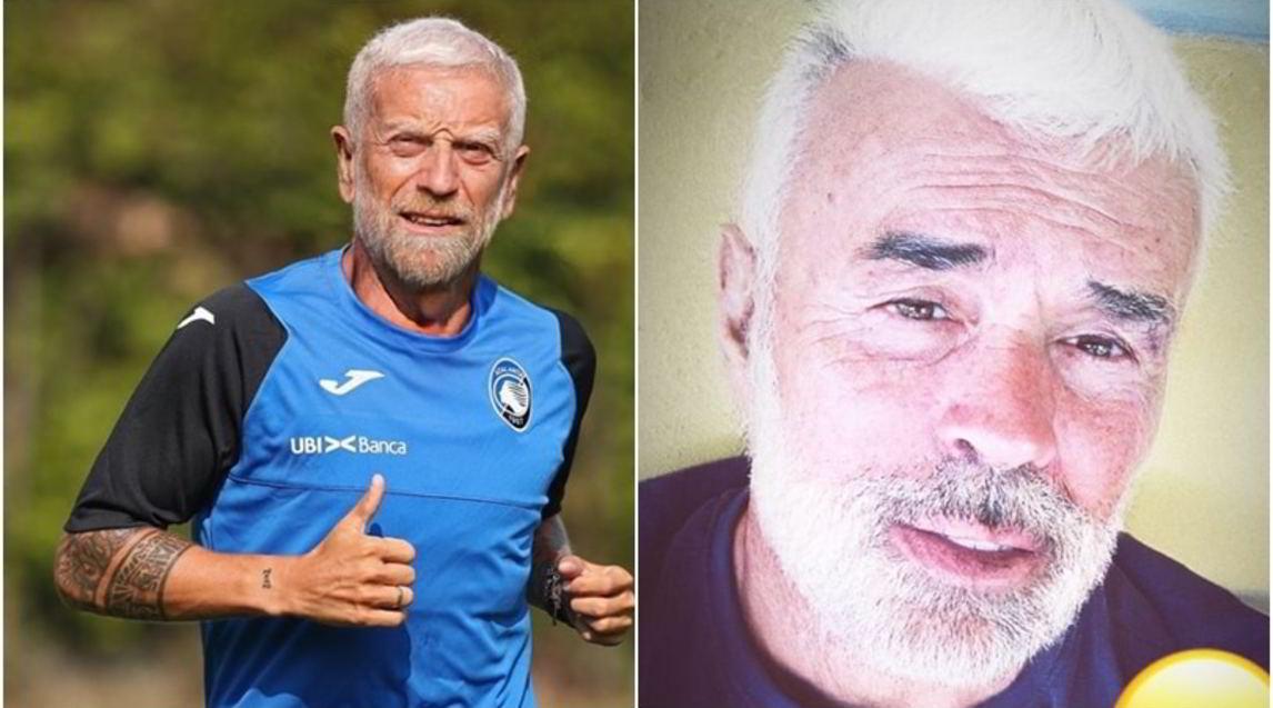 <p>L'ennesima trovata social dei due amici: con una particolare app si sono modificati il viso diventando improvvisamente anziani</p>