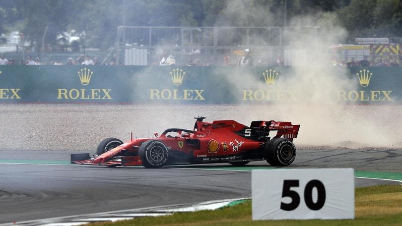 Vettel si scusa con Verstappen: