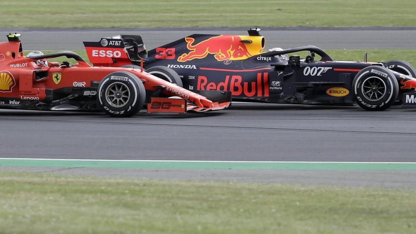 """Verstappen: """"Deluso per l'incidente con Vettel, che lotta con Leclerc"""""""