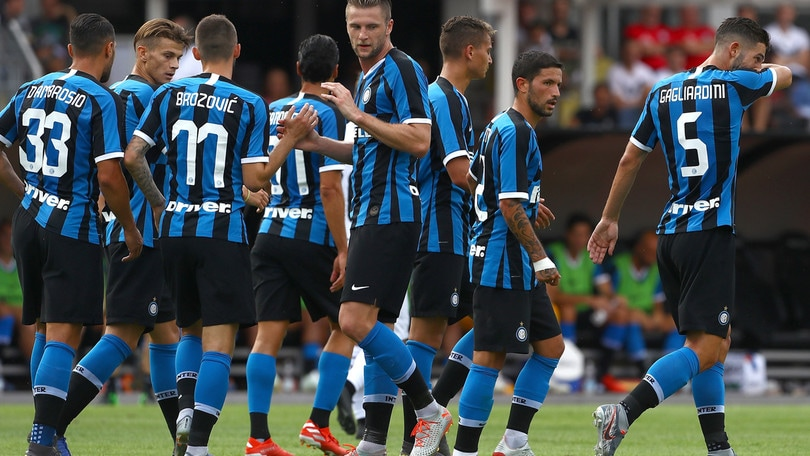 Lugano-Inter 1-2: è vincente la prima di Antonio Conte sulla panchina nerazzurra