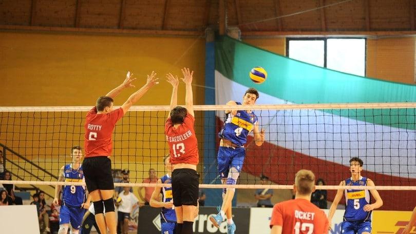 Torneo Wevza: l'Italia si arrende al Belgio in finale
