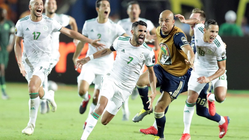 Calendario Coppa Dafrica.Coppa D Africa Algeria In Finale Grazie A Mahrez