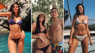 Oriana Sabatini, la sexy... Joya di Dybala