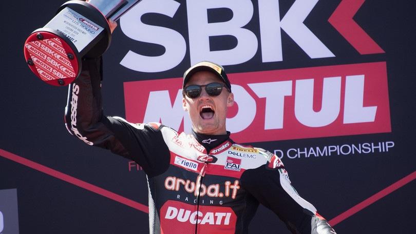 Ducati, Davies:
