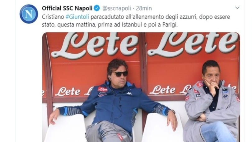 Il Napoli smentisce blitz: