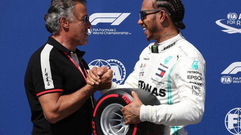 F1, Isola: