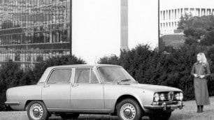 Alfa Romeo 1750: berlina, Spider e GT FOTO