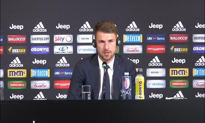 """Ramsey su Sarri: """"Spero possa portare il suo bel gioco"""""""