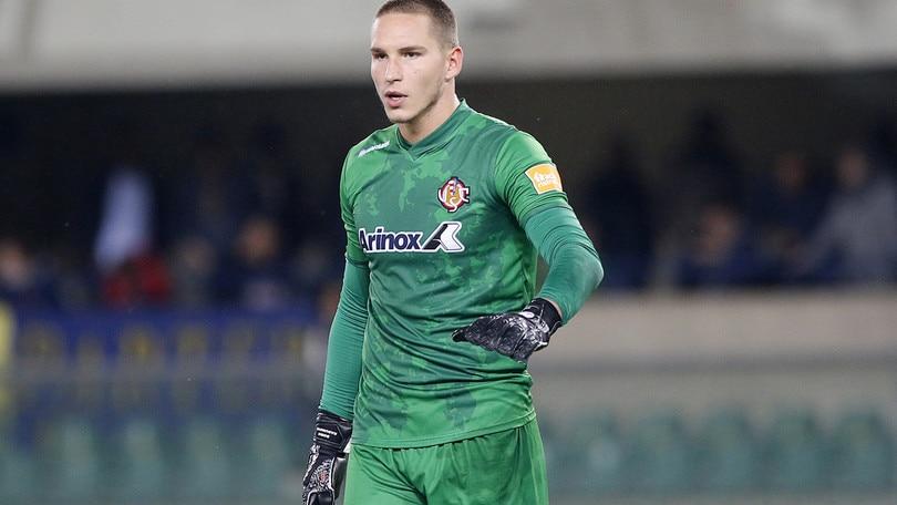 Verona, preso Radunovic in prestito dall'Atalanta